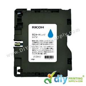 Ricoh Geljet Print Cartridge GC41C (Cyan)