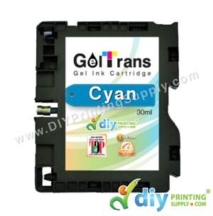Geltrans Gel Ink Cartridge (Cyan) (30Ml)