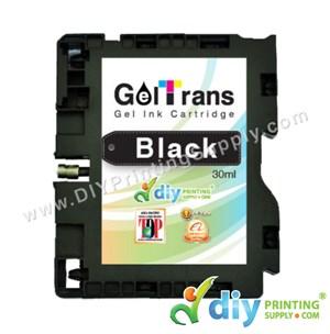 Geltrans Gel Ink Cartridge (Black) (30Ml)
