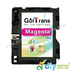Geltrans Gel Ink Cartridge (Magenta) (30Ml)