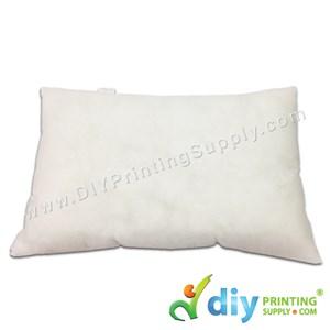 Cushion Pillow (Inner) (Rectangle) (350G) [Comfy Soft] (30 X 45cm)