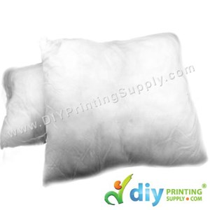 Cushion Pillow (Inner) (Square) (400G) [Comfy Soft] (40 X 40cm)