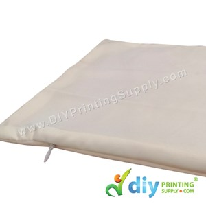 Cushion Cover (Rectangle) (Beige) (30 X 45cm)