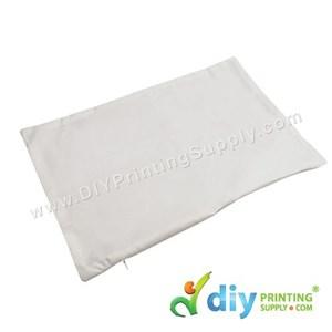 Cushion Cover (Rectangle) (White) (30 X 45cm)