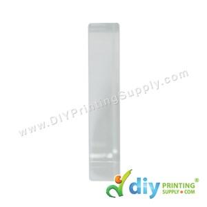 Crystal Frame (Smooth Angle) (Large) (15 X 10cm)