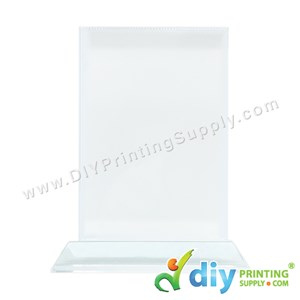 Crystal Frame (T-Screen Erect) (9 X 13cm)