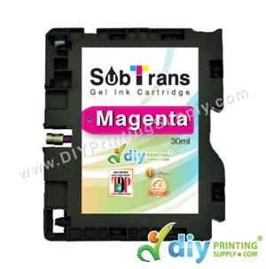 Subtrans Gel Ink Cartridge (Magenta) (30Ml)