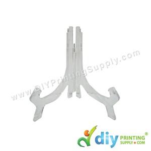 Ceramic Tile Stand (Small) (Acrylic) (Transparent) (12 X 11cm)