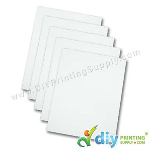 Clear Transfer Tape (A3) (40 X 30cm) (10 Sheets/Pkt)
