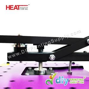 HEATranz Flat Press PRO (38 X 38cm) (Semi-Auto Clamshell) [A4]