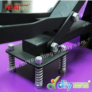 Digital Flat Heat Press (Europe) (Heatranz ECO) (38 X 38cm) [A4] [Digital Controller]