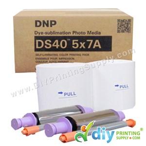 "DNP Fotolusio Ribbon & Paper 5R (5"" X 7"") (350 Prints X 2 Rolls) [For DNP-DSRX1 Only]"