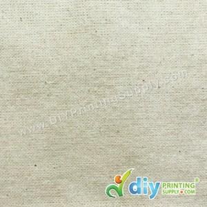 Drawstring Pouch (Canvas 5oz) (Natural) (H20 X W15cm)