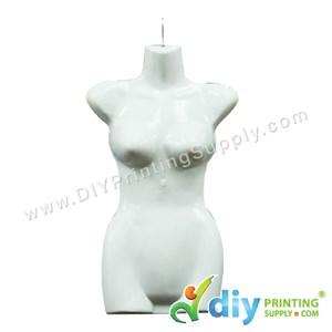 Model Display (Half Body) (Female)