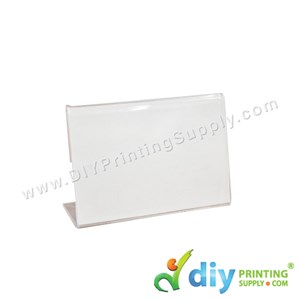 Display Stand (Acrylic) (Small) (9 X 6cm)