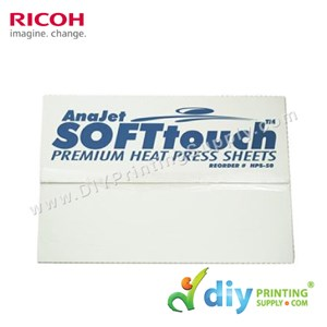 Heat Press Paper (50 Sheets) [For RICOH Ri 1000 / Ri 6000] [EDP 342038]