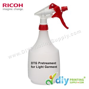 Manual Hand Spray (For Light Garment Pretreatment)