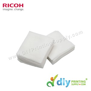 Lint Free Wipes (Pack of 30) [For RICOH Ri 1000 / Ri 6000] [EDP 342044]