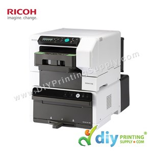 RICOH Rh 100 Direct to Garment Finisher