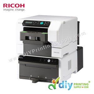 RICOH Ri 100 Direct to Garment Printer & Finisher [A4]