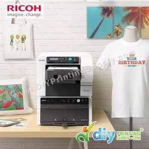 RICOH Ri 100 Direct to Garment Printer [A4]