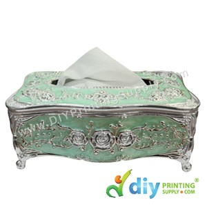 Tissue Box (European Style) (23.5 X 13.5 X 11.5cm)