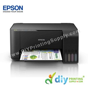 Epson Inkjet Printer With Scanner L3110 (4C) [A4]