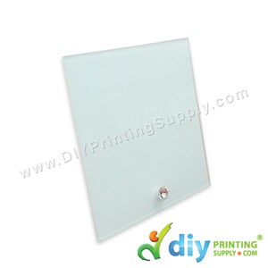 Glass Frame With Stand (5mm) (15 X 15cm)