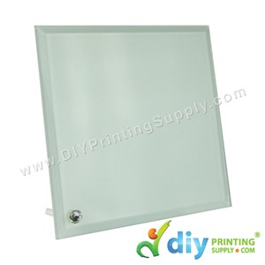 Glass Frame With Stand (5mm) (20 X 20cm)