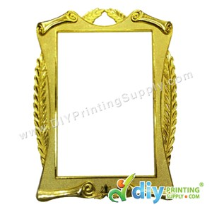 Gold Frame (Large) (For A4 Frame)