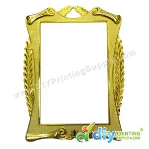 Gold Frame (Large) (For A4 Frame)