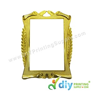 Gold Frame (Small) (For A5 Frame)