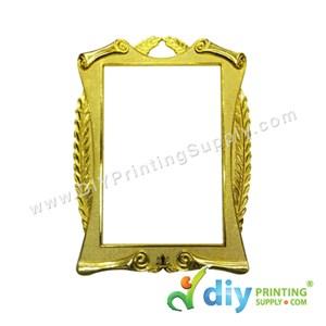 Gold Frame (Small) (For A5 Frame)