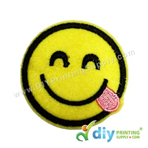 Garment Material (Smiley) (51mm) [Cheeky]
