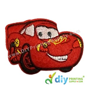 Garment Material (Cartoon) (61 X 76mm) [Car]