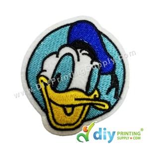 Garment Material (Disney) (60 X 70mm) [Donald Duck 1]