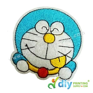 Garment Material (Doraemon) (65 X 80mm) [Cheeky]