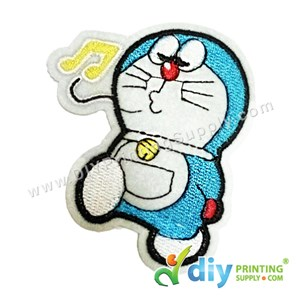 Garment Material (Doraemon) (65 X 80mm) [Whistle]