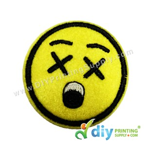 Garment Material (Smiley) (51mm) [Lolx]