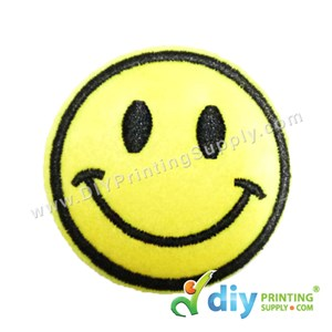 Garment Material (Smiley) (51mm) [Smiling 1]
