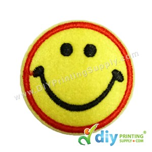 Garment Material (Smiley) (60mm) [Smiling 2]