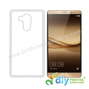 Huawei Casing (Mate 8) (Plastic) (White)