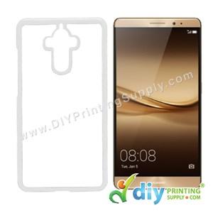 Huawei Casing (Mate 9 Pro) (Plastic) (White)