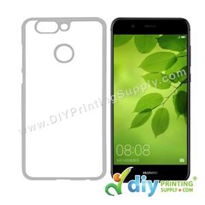 Huawei Casing (Nova 2 Plus) (Plastic) (White)