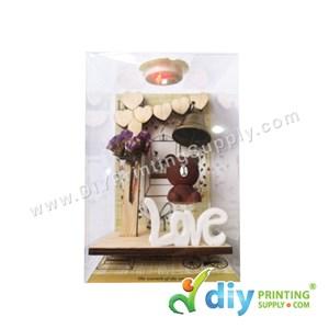 Souvenir Box With Light (Bear)