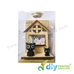 Souvenir Box With Light (Cat)