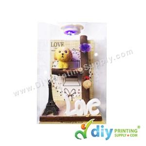 Souvenir Box With Light (Dog)