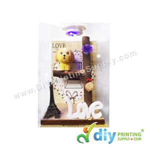 Souvenir Box With Light (Dog)