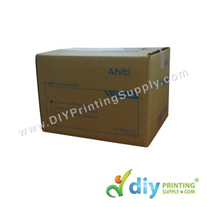 "Hiti Thermal Ribbon & Photo Paper 4R (4"" X 6"") (330 Prints X 4 Rolls) (Premium) [For Hiti P510L Only]"