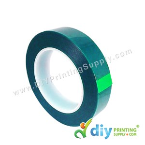 High Temperature Tape (33M X 20mm) (Green)